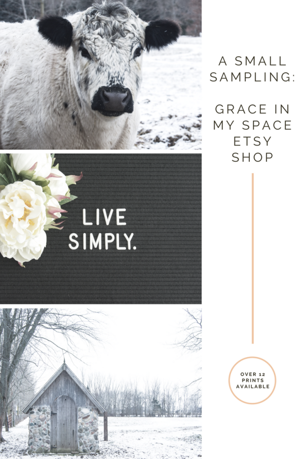 A small sampling_grace in my space etsyshop